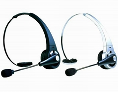 Multipoint Headband Bluetooth Headset(GF-BTH-068) (Hot Product - 1*)