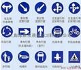 上海道路交通安全標誌牌 4