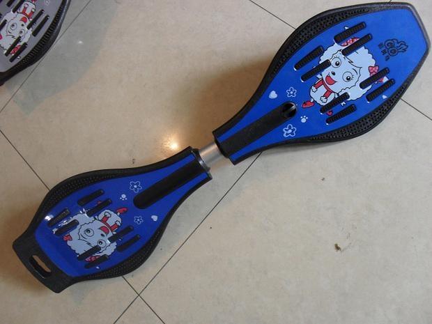 游龙滑板 1