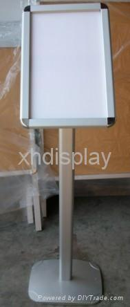 Sign stand 1