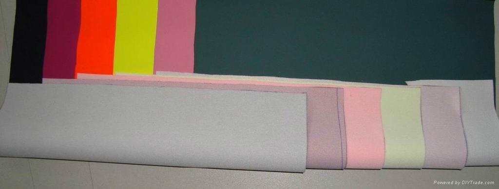 PU coated fabric 2