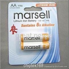 marsell Li-ion AA FR5