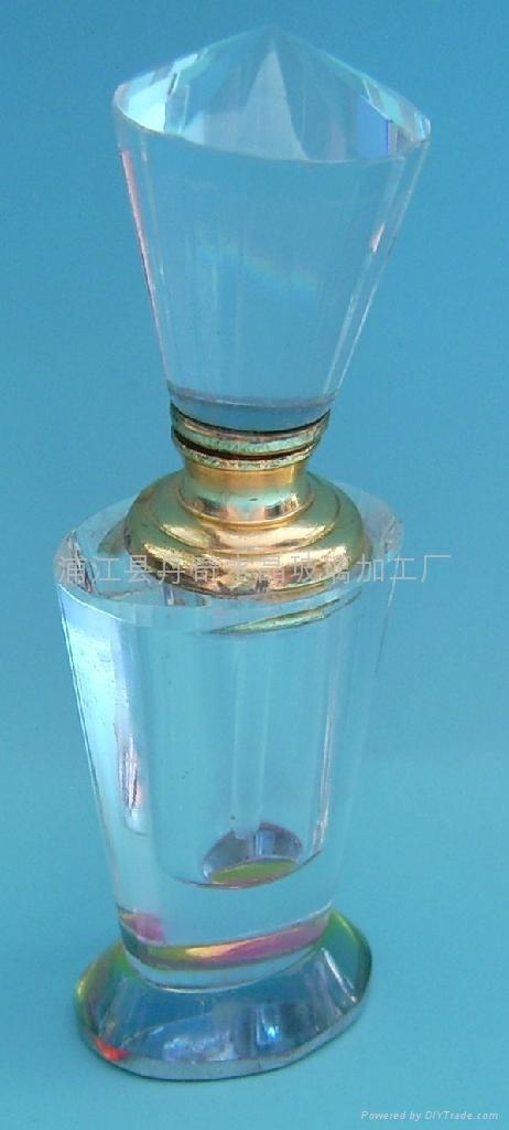 水晶汽车香水瓶 3