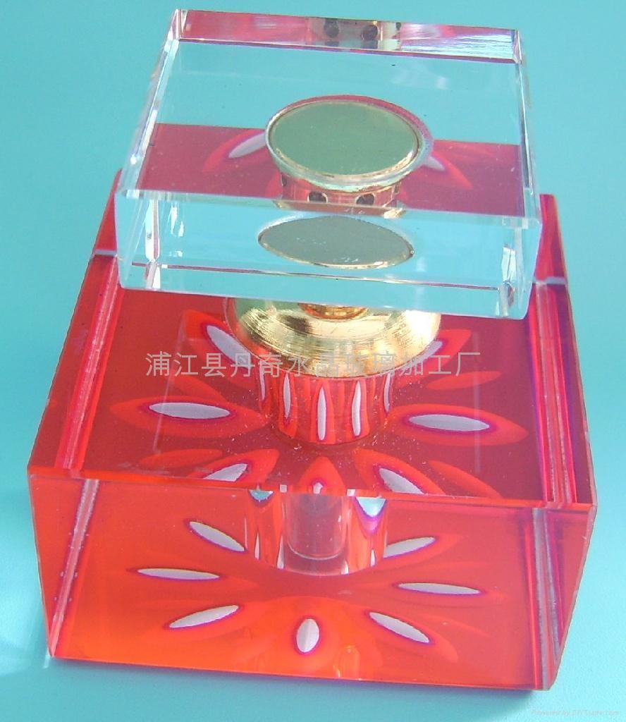 水晶汽车香水瓶 4