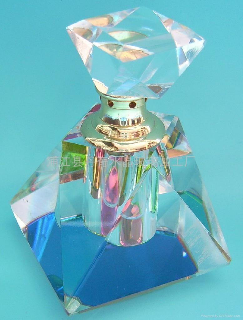水晶汽车香水瓶 5