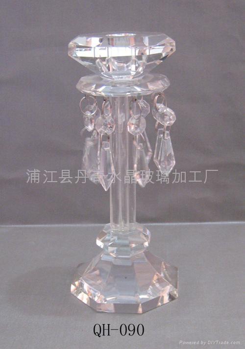 水晶燭台 4