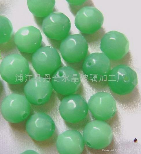 水晶玻璃珠 5
