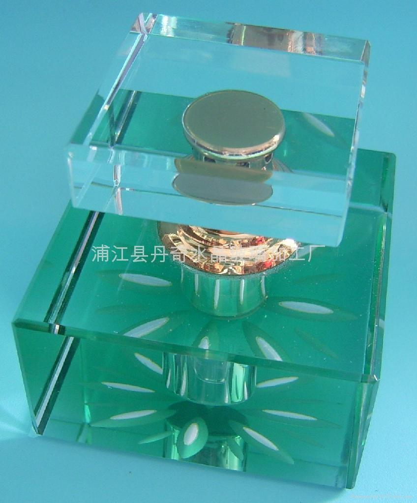 水晶汽车香水瓶 1