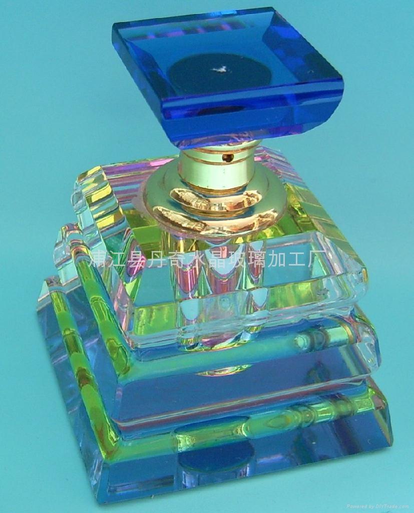水晶汽车香水瓶 2