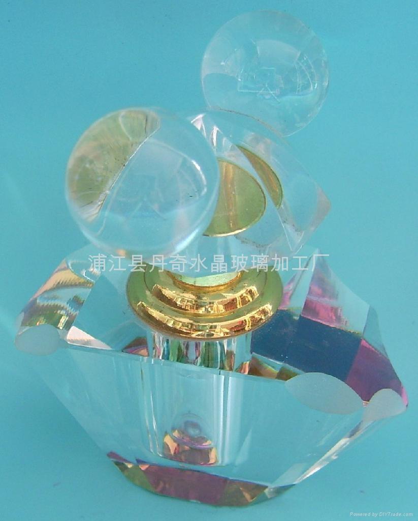 水晶汽車香水瓶 3