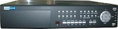 Hardware compression 16ch Real Time video recorder
