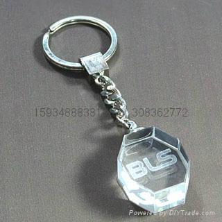 水晶钥匙扣 4