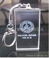 水晶钥匙扣 1