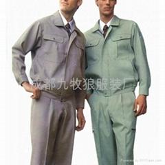 成都純棉帆布工作服