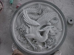 Animal carving