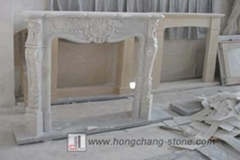 Stone fireplace/Granite fireplace/marble fireplace