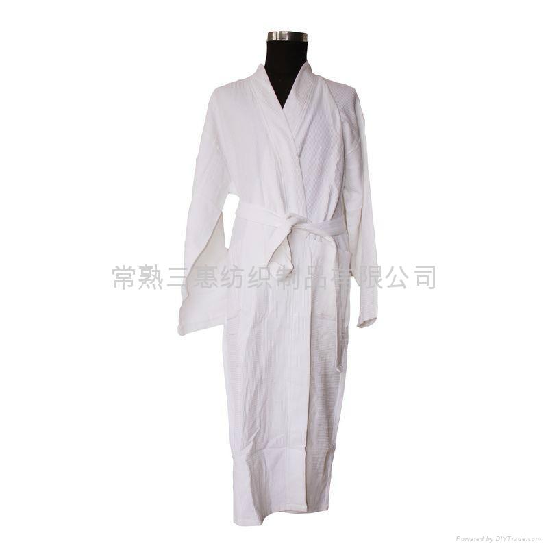 浴衣睡袍珊瑚绒、全棉毛巾 5