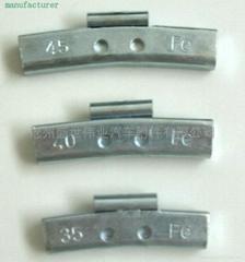 铁质卡钩式平衡块002
