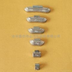 铅质卡钩式平衡块-本田专用
