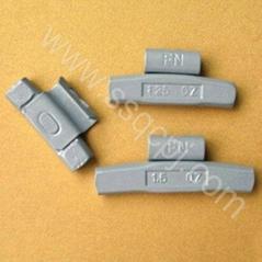 铁质卡钩式平衡块-60g
