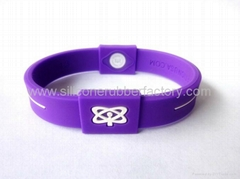 Ion negative power bracelet