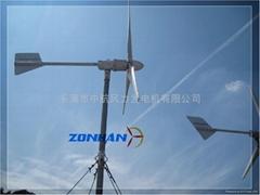 ZH1.5KW风力发电机