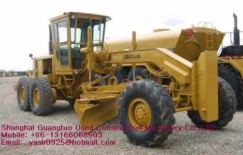 Used CAT 14G Motor grader 1 ...