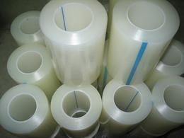 三層進口硅膠PET防刮保護膜  1