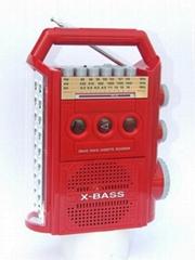 RADIO CASSETTER RECORDER