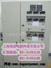 Three-phase inverter power supply
