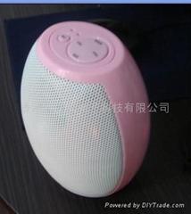 插卡小音箱—— MiNi Speaker (迷你小音响)