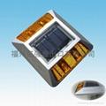 太陽能道釘