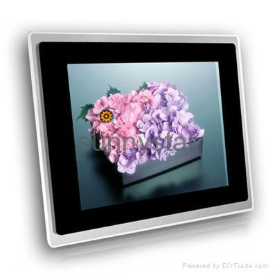 12.1inch Digital photo frame 121W1  1