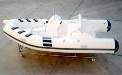 Rigid Inflatable Boat HLB360