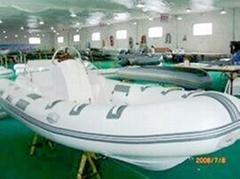 Rigid Inflatable Boat HLB470