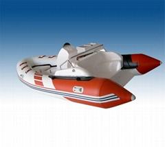 AluminumBoat HLL380