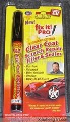 汽车油漆划痕笔
