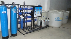 Bottle Water System