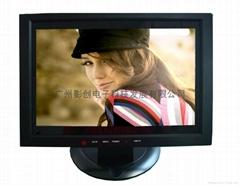 供应15英寸高清版液晶电视机(配送2.5寸移动DVD)