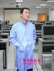 广州珊瑚公司专业订做防辐射工作服