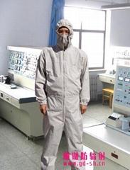 廣州防輻射工裝,防輻射服裝供應