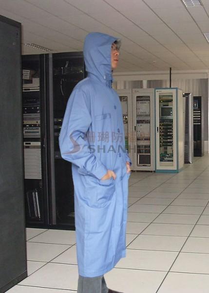 廣州珊瑚防輻射供應電磁波輻射防護服 1