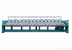 Richpeace Dynamic Flat Computerized Embroidery Machine