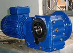 K Series Helical-Bevel Gearbox
