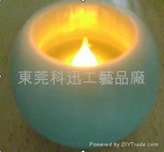 蠟燭工藝品