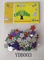 22mm Craft Flower Gems 2