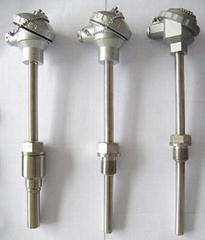 Abrasion Resistant Anticorrosive Thermocouples
