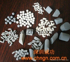 Sintered Ceramic-Corundum Abrasive Chips