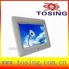 7 digital photo frame