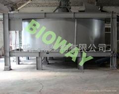立式30吨-高速有机肥料发酵机